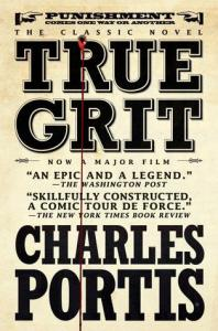 Cover of True Grit by Charles Portis