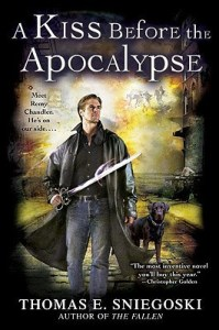 Cover of A Kiss Before the Apocalypse by Thomas Sniegoski
