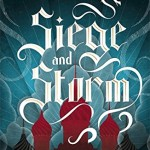 Cover of Siege and Storm by Leigh Bardugo