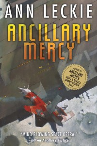 Cover of Ancillary Mercy by Ann Leckie