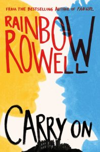 Cover of Carry On by Rainbow Rowell