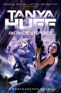 Cover of An Ancient Peace by Tanya Huff