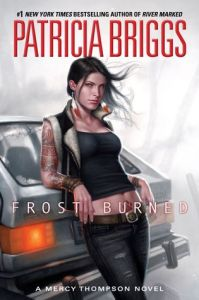 Cover of Frost Burned by Patricia Briggs