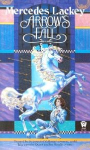 Cover of Arrow's Fall by Mercedes Lackey