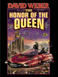 Cover of The Honor of the Queen by David Weber