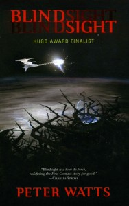 Cover of Blindsight by Peter Watts