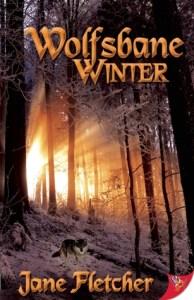 Cover of Wolfsbane Winter by Jane Fletcher
