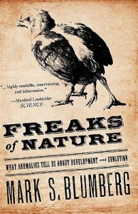 Cover of Freaks of Nature by Mark Blumberg