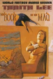 Cover of Book of the Mad by Tanith Lee