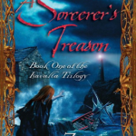 Cover of A Sorcerer's Treason by Sarah Zettel