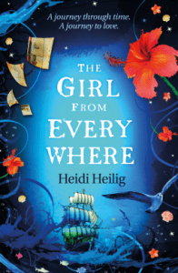 Cover of The Girl from Everywhere by Heidi Hellig