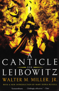 Cover of A Canticle for Leibowitz by Walter M. Miller Jr