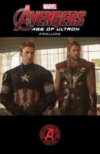 Cover of Avengers: Age of Ultron Prelude