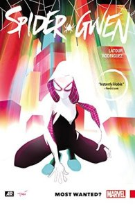 Cover of Spider-Gwen