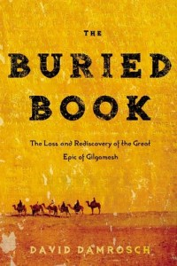 Cover of The Buried Book by David Damrosch