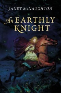 Cover of An Earthly Knight by Janet McNoughton