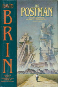Cover of The Postman by David Brin
