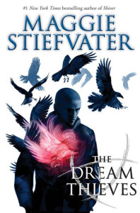 Cover of The Dream Thieves by Maggie Stiefvater