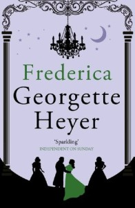 Cover of Frederica by Georgette Heyer