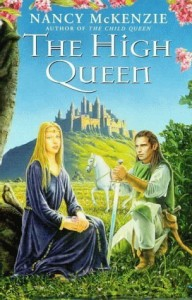 Cover of The High Queen by Nancy McKenzie