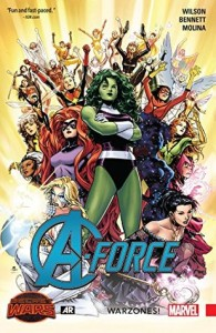 A-Force: Warzones