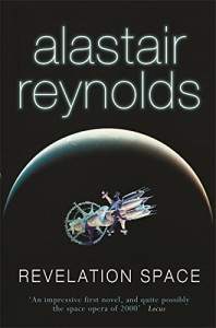 Cover of Revelation Space by Alastair Reynolds
