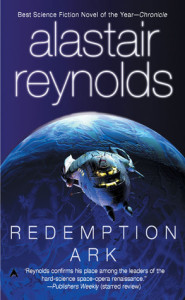 Cover of Redemption Ark by Alastair Reynolds