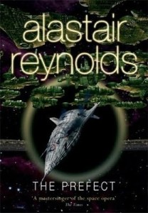 Cover of The Prefect by Alastair Reynolds