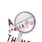 Cover of A Dangerous Thing by Josh Lanyon