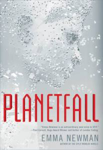 Cover of Planetfall by Emma Newman