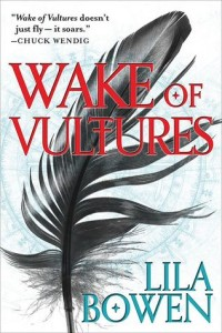 Cover of Wake of Vultures by Lila Bowen