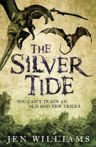 Cover of The Silver Tide by Jen Williams