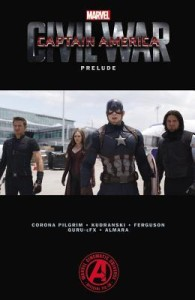 Cover of Civil War Prelude
