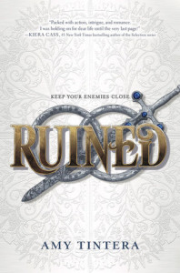 Cover of Ruined by Amy Tintera