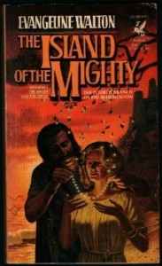 Cover of Island of the Mighty by Evangeline Walton