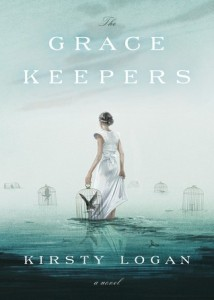 Cover of The Gracekeepers by Kirsty Logan
