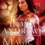 Cover of Magic Binds by Ilona Andrews