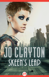 Cover of Skeen's Leap by Jo Clayton