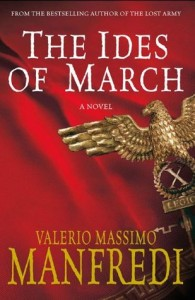 Cover of The Ides of March by Valerio Massimo Manfredi