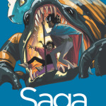 Cover of Saga vol 5