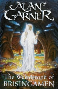 Cover of The Weirdstone of Brisingamen by Alan Garner