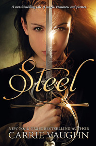 Cover of Steel by Carrie Vaughn