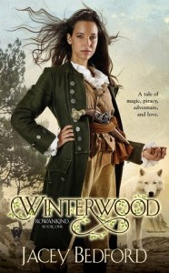 Cover of Winterwood by Jacey Bedford