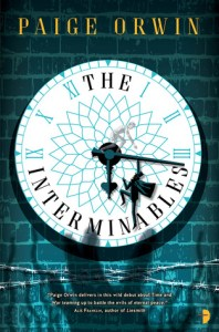 Cover of The Interminables by Paige Orwin