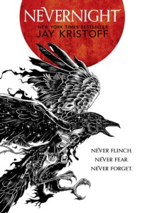 Cover of Nevernight by Jay Kristoff