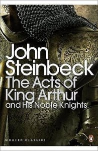 Cover of The Acts of King Arthur by John Steinbeck