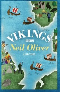 Cover of The Vikings by Neil Oliver