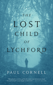 Cover of The Lost Child of Lychford by Paul Cornell