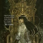 Cover of Monstress by Marjorie M. Liu
