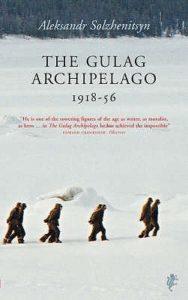 Cover of The Gulag Archipelago by Aleksandr Solzhenitsyn